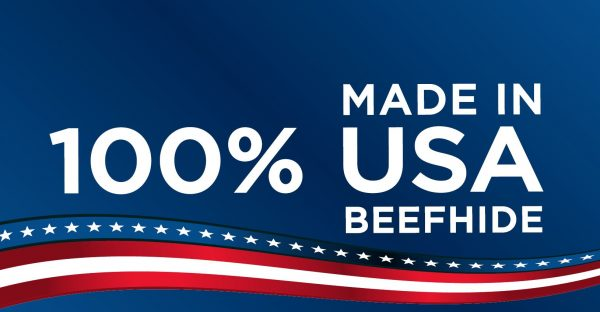 Pet Factory's 100% Made in USA Logo