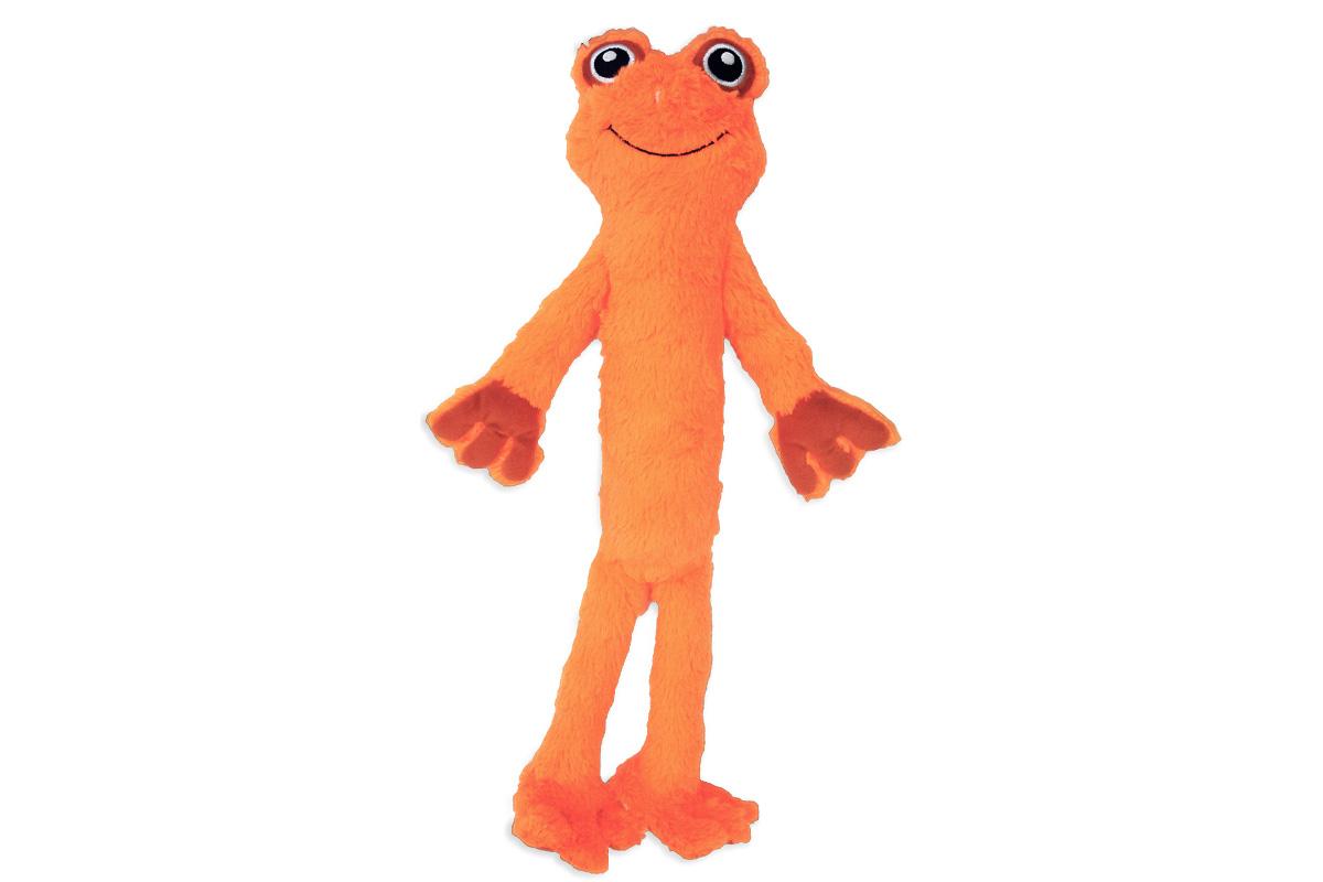 Shake and Squeak Frogz Orange