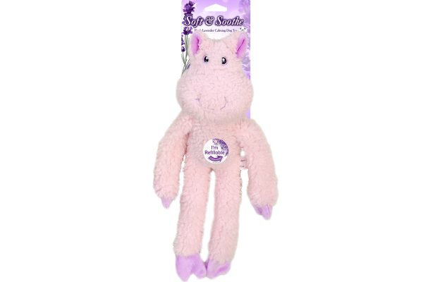Logical Pet_ Soft and Soothe_ Hippo Large 14 inches