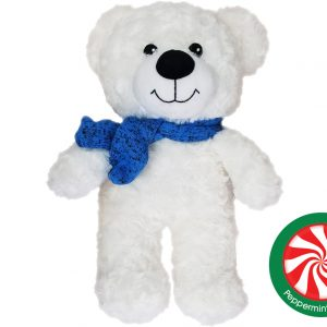 Peppermint Scented Holiday Dog Toy