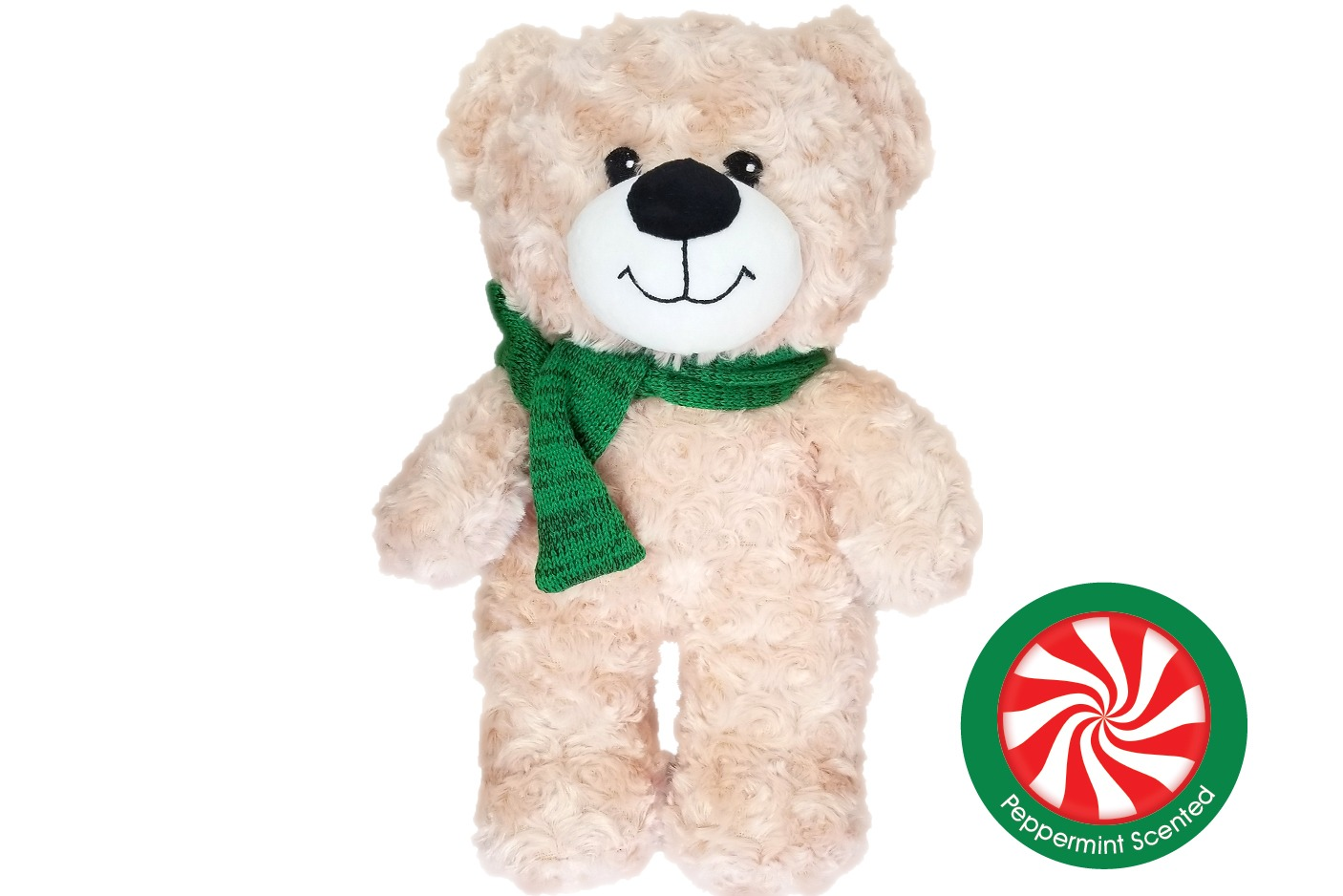 Peppermint Scented Plush Bear