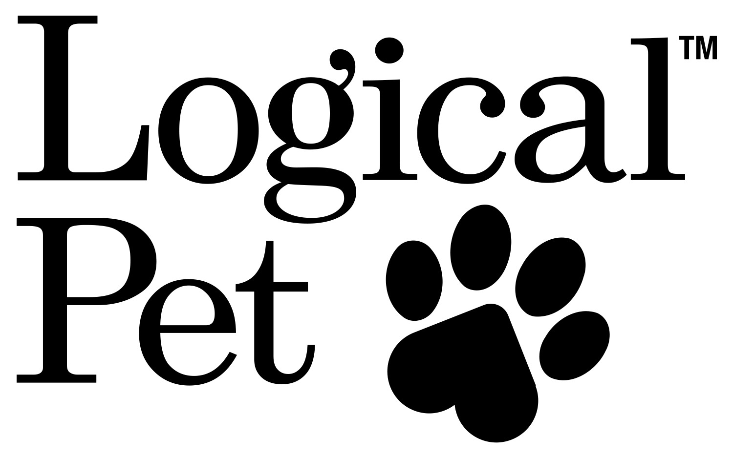 Logical pet logo