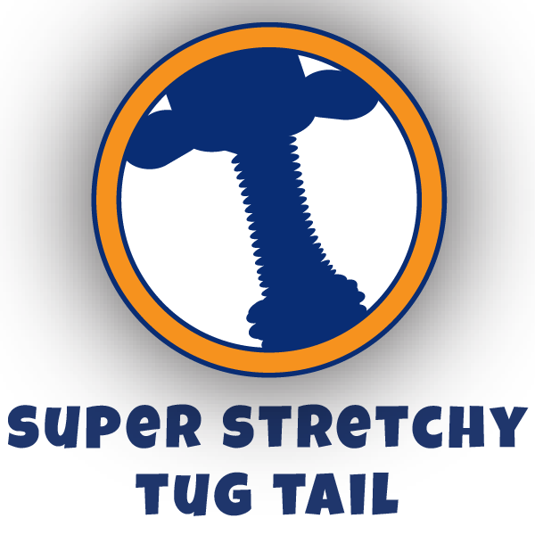 Super Stretchy tug tail icon